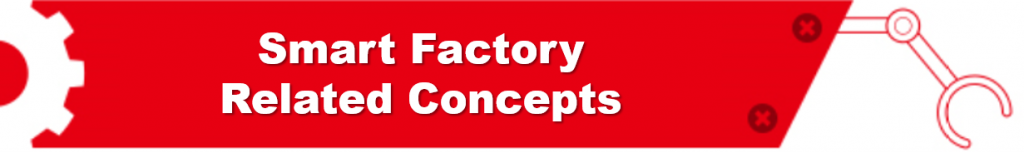 Smart Factory Related Concepts